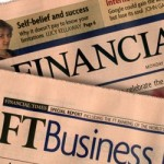 Financial Times kranten
