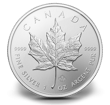 Maple Leaf Zilver 2017
