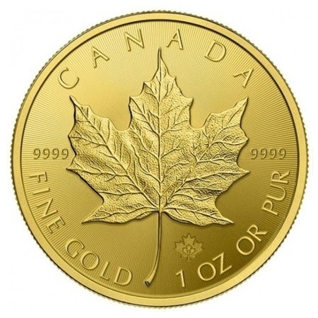 Maple Leaf gold 1 troy ounce