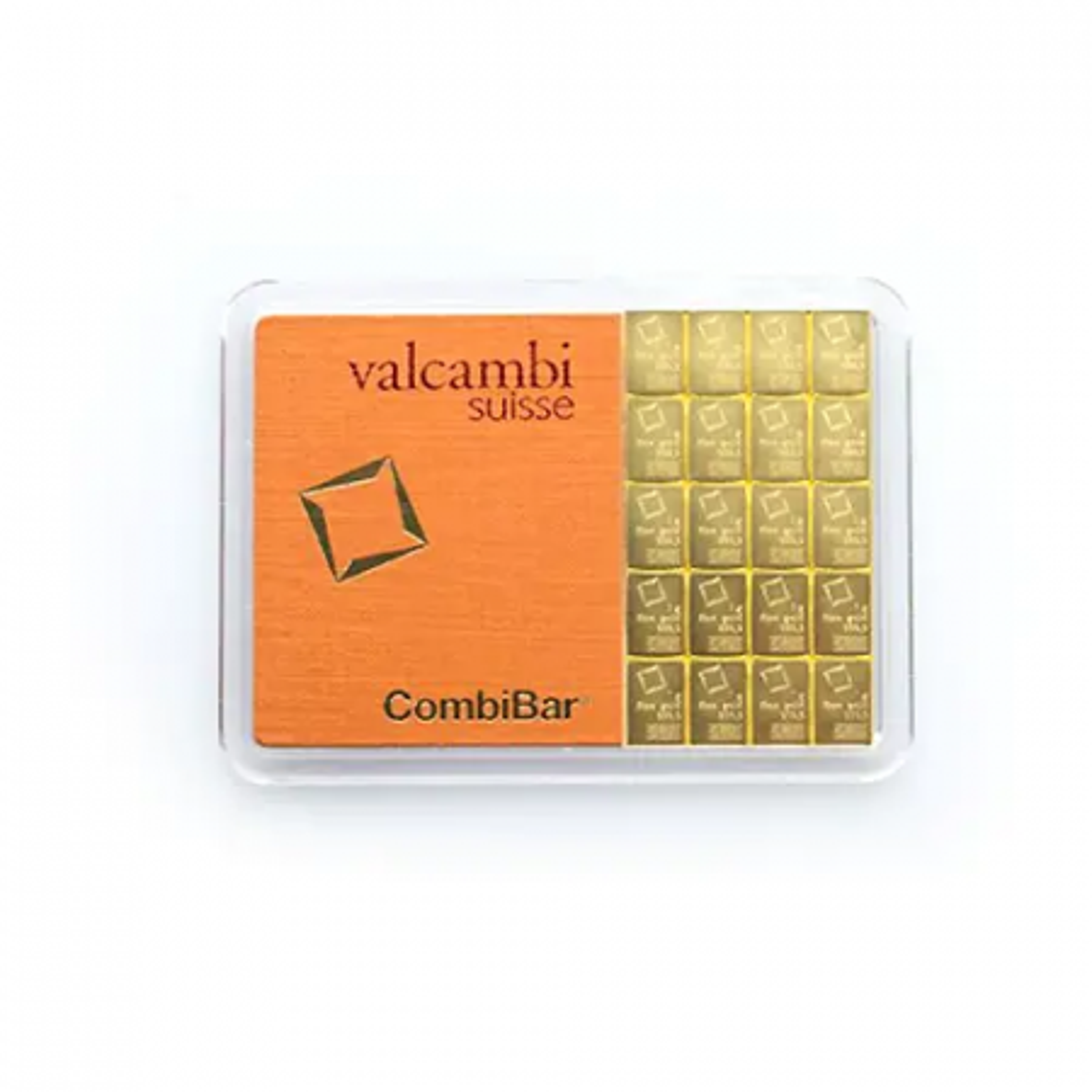 20x1 gram gouden CombiBar
