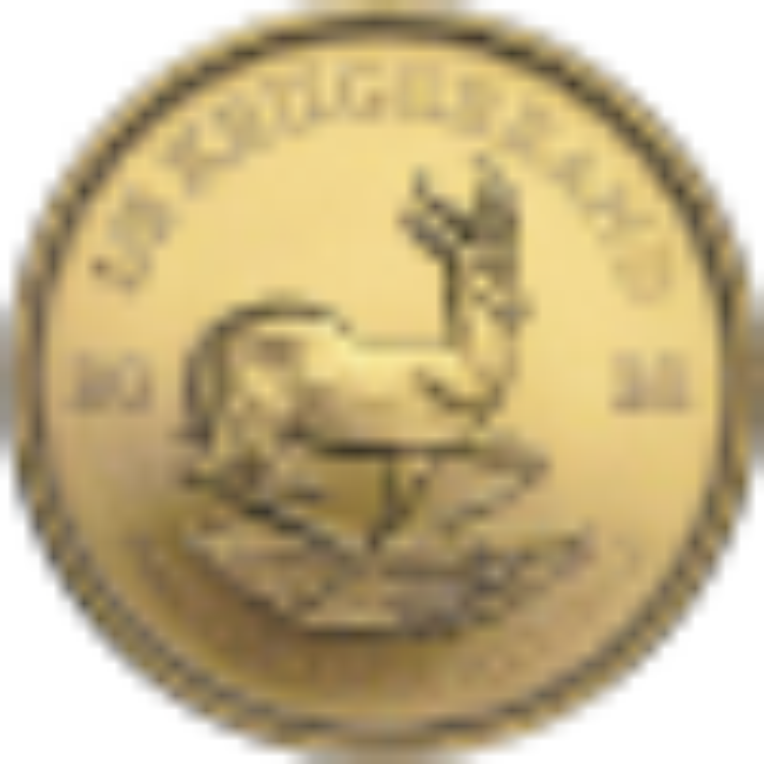 1/2 Troy ounce gouden munt Krugerrand 2021