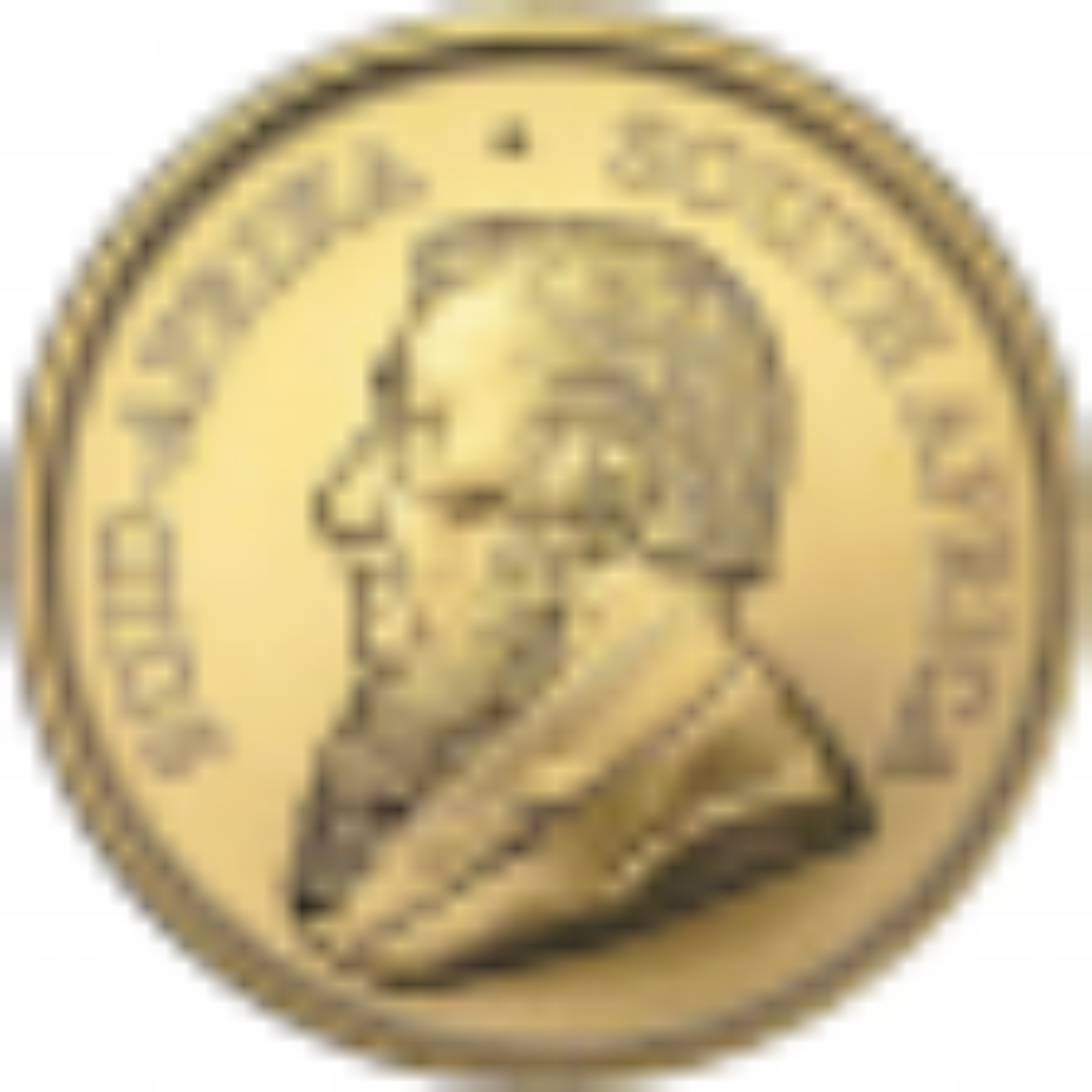 1/2 Troy ounce gouden Krugerrand munt 2021