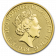 Queens Beasts White Lion gouden troy ounce munt