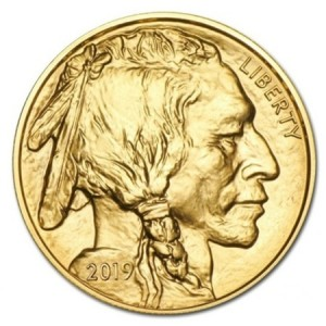 Buffalo Gold Coin 1 ounce 2019