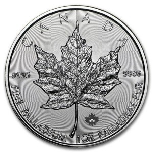 Maple Leaf Palladium