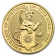 1 ounce gold Queens Beasts White Lion 2020